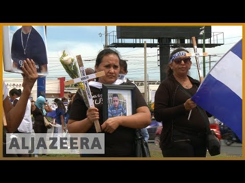 🇳🇮 More Nicaragua protesters killed in Mother's Day march | Al Jazeera English