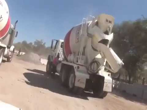 CEMEX Cement Company Mexico SUPERTECH EXPERIMENT