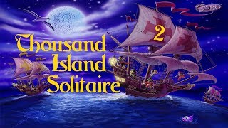 Pogo Games ~ Thousand Island Solitaire #2