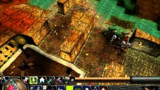 Dungeon Keeper 2 Walkthrough - Level 6 - Sweetwater