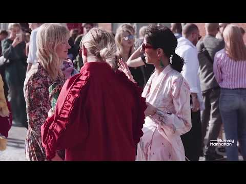 Copenhagen Fashion Week Spring/Summer 2018 Street Style