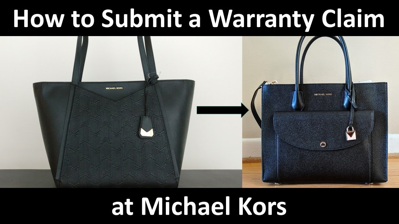 Michael Kors Warranty Claim