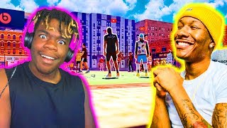 DUKE DENNIS AND IMDAVISSS RETURN TO NBA 2K19 1 year later.. *undefeated duo in 2k19 returns