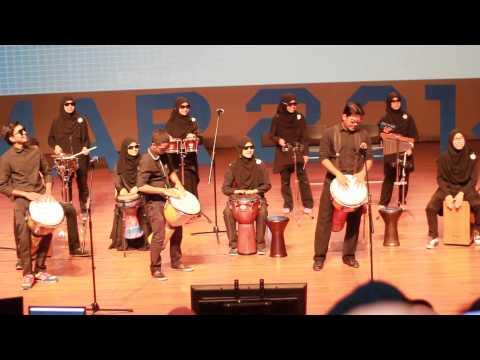 IIUM PERCUSSION Dewan Bahasa dan Pustaka 28/2/2015