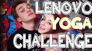 LENOVO YOGIS CHALLENGE (Pošéfilis)