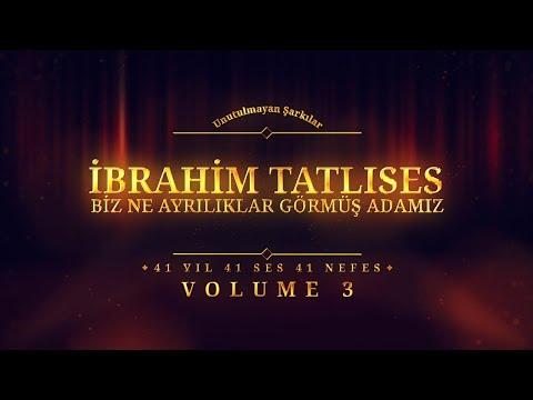 İbrahim Tatlıses - Biz Ne Ayrılıklar Görmüş Adamız - (Official Audio)