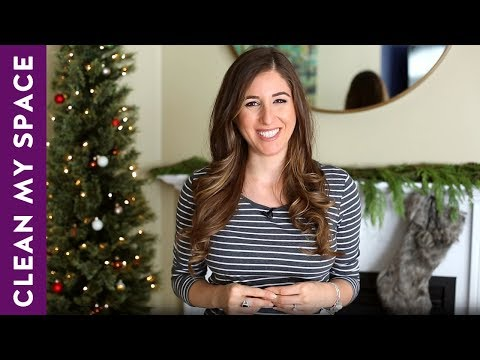 How to Stay Clean & Serene During the Holidays!