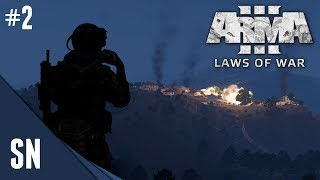 ArmA 3 - Laws of War - Campaign Gameplay #2