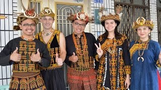The Paiwan: Tradition of inks and thread, etc.