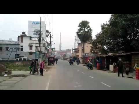 बिहार छात्र संध कि भव्य रैली