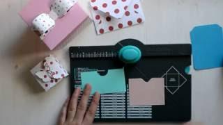 Доска для конвертов Envelope Punch Board - новые возможности / Большой обзор инструментов