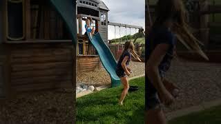 Backyard Summer Games Part 2