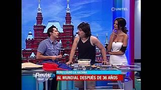 Humor: 'Pepelucho' trae ofertas para el Mundial tras la hazaña de Perú