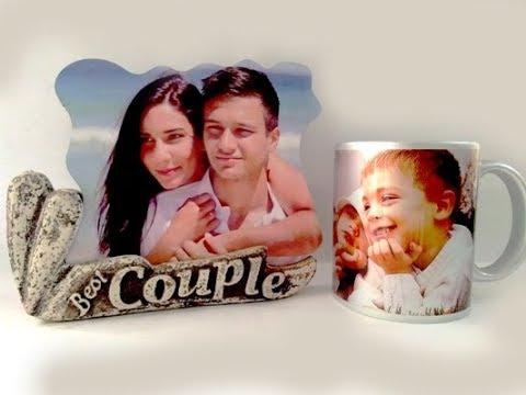 Photo printed on gifts &  #Mugs