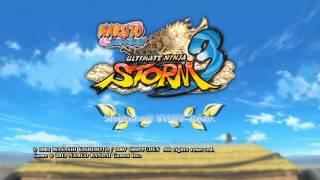 Naruto Shippuden Ultimate Ninja Storm 3 - Menu Theme (Download…