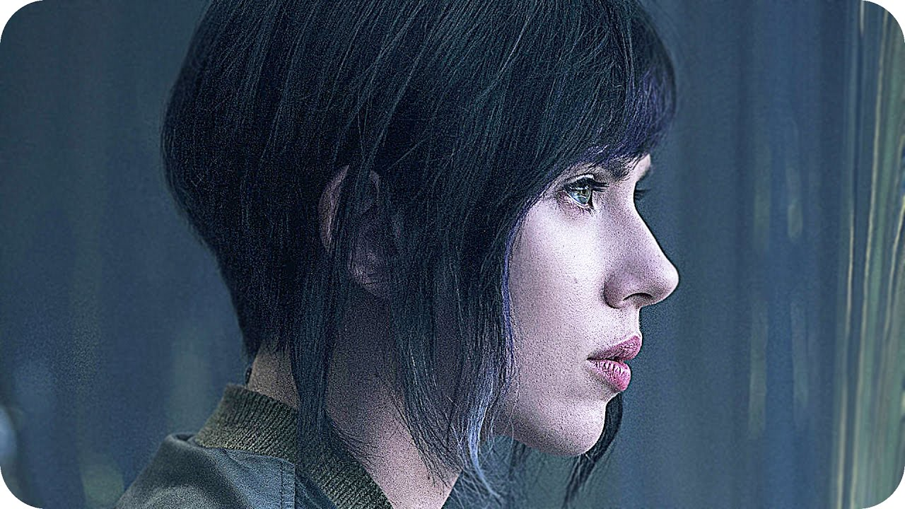 Ghost In The Shell All Teaser Trailers 2017 Scarlett Johansson Movie Youtube