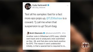 MMA Community Reacts to T.J. Dillashaw 2 year suspension for EPO