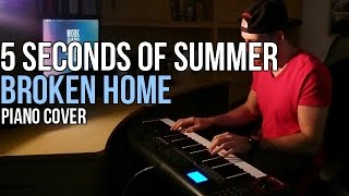 5 Seconds Of Summer - Broken Home (Piano Cover by Marijan)