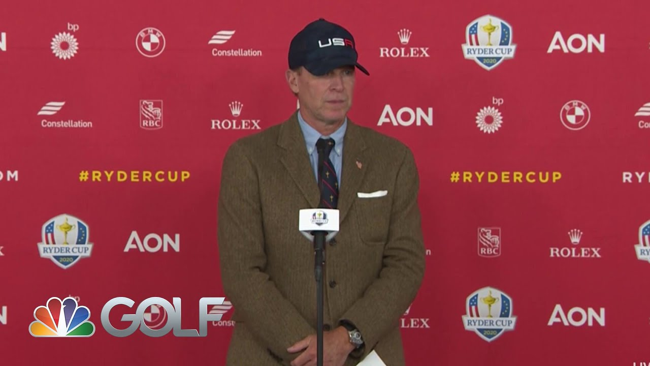 Ryder Cup 2021: Pairings for U.S. and Europe in Friday afternoon ...