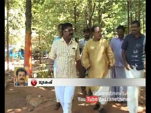 Mukesh  pays homage to Kalabhavan Mani