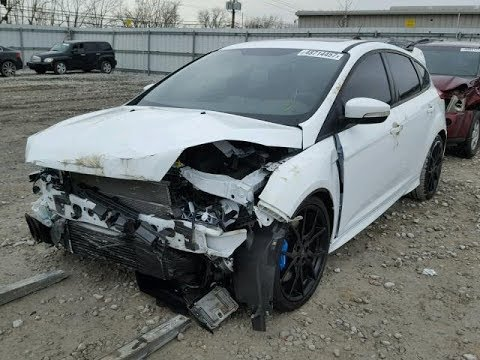 Live Why I Bought This Specific Wrecked Focus Rs Taking Your