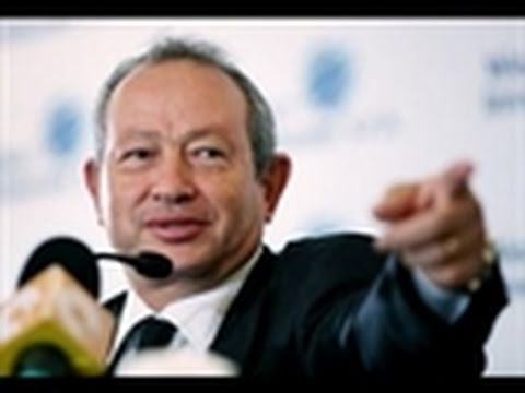 Sawiris Says Egypt Is Not Yet Ready for Power Transition
