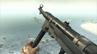 Call Of Duty World At War ALL WEAPONS Showcase 60FPS COD WAW