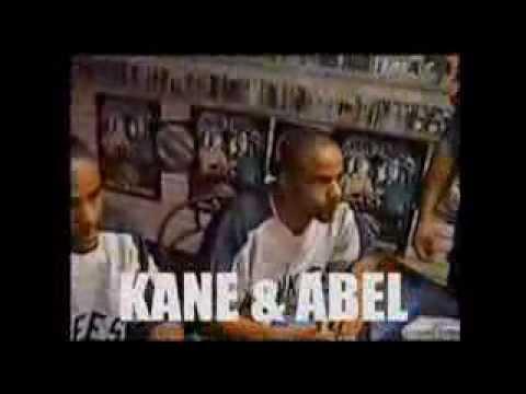 ''RARE'' KANE AND ABEL ''RARE'' Master P & What Up Doe TV DVD