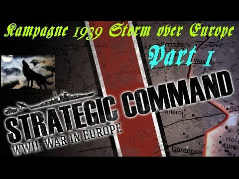 Strategic Command WWII Kampagne 1939 Achse Part 1