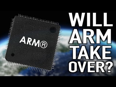Is Intel in trouble? Is ARM The Future?