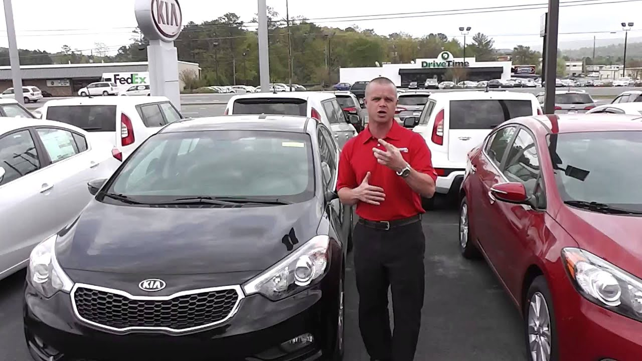 2014 Kia Forte Black Sales Jeff Williams Riverchase