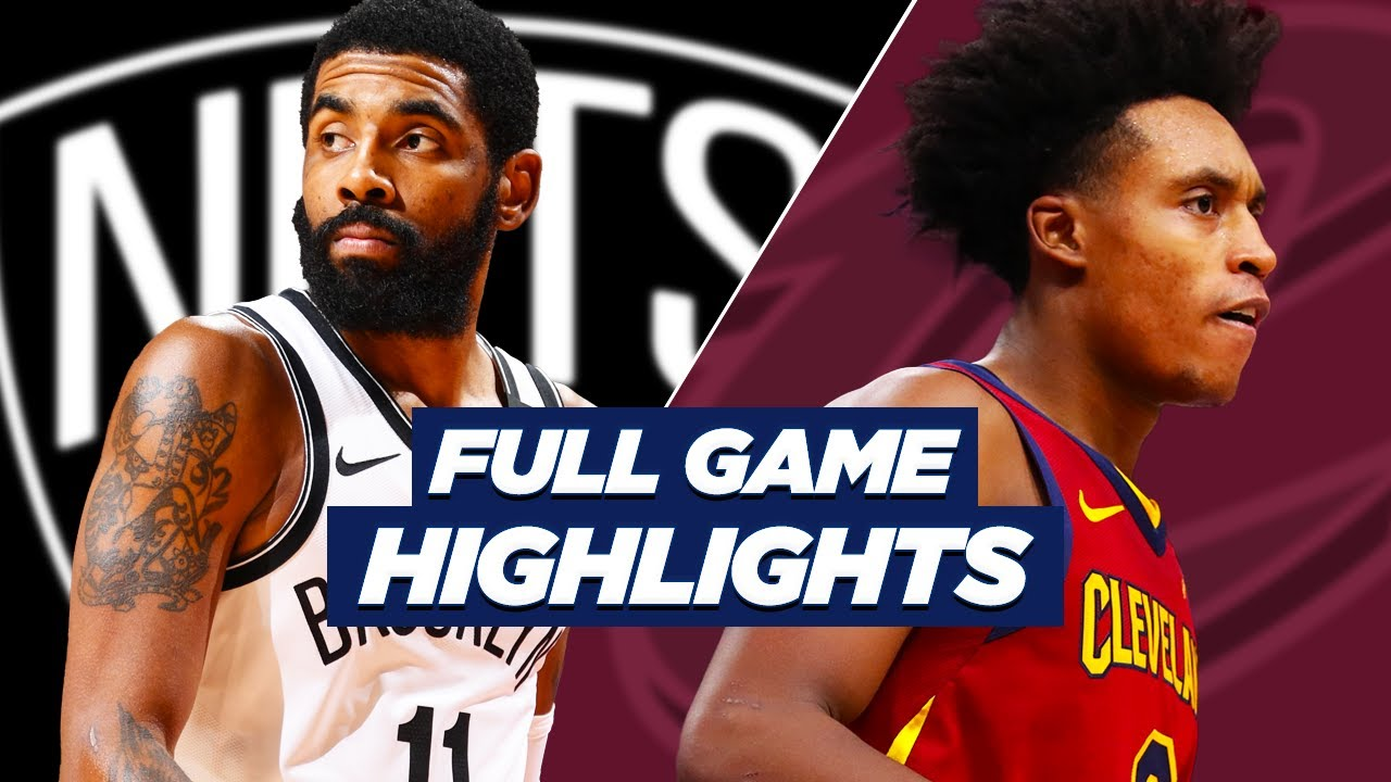 Download NETS vs CAVALIERS | FULL GAME HIGHLIGHTS | January 22, 2021