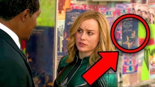 CAPTAIN MARVEL Full Movie Breakdown! Easter Eggs & Details You Missed!