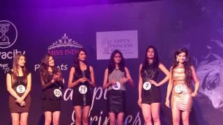fbb femina miss india 2016 jaipur audition   vivacity2k16