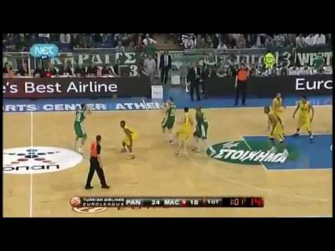 Sarunas Jasikevicius and Mike Batiste - Pick & Roll