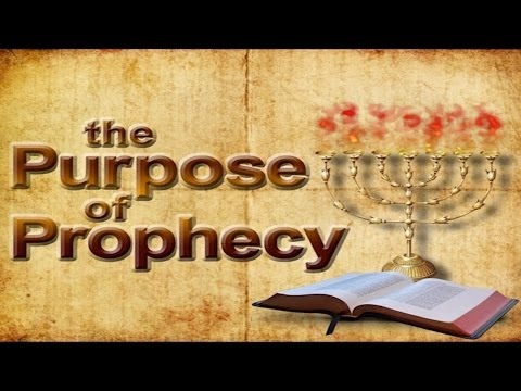 PLYC Studies: Prophecy Class 1 'The Purpose of Prophecy'