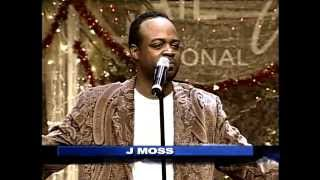 "J. Moss ""We Must Praise"" Live Performance"