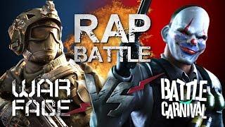 Рэп Баттл - Warface vs. Battle Carnival