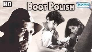 David Abraham Hit Movie Boot Polish (HD) -  Kumari Naaz | Chand Burke - Bollywood Classic Movie