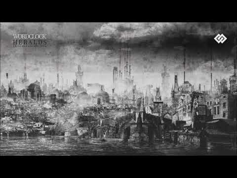 Wordclock - Thames Does Flow