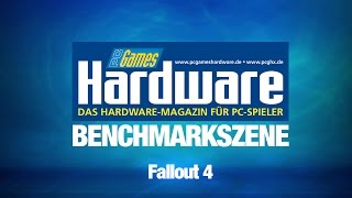 Fallout 4: Drawcall-Benchmark   PCGH-Benchmarkszene