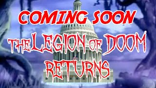 PREVIEW: The Legion of Doom Returns