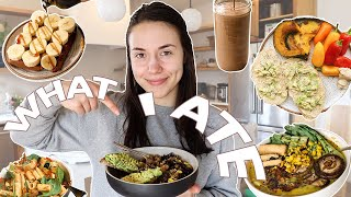 What   Ate In A Week Real-Life Vegan Meals