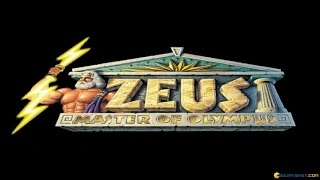 Zeus: Master of Olympus gameplay (PC Game, 2000)