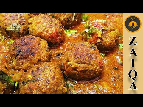 Fish Kofta Recipe By Zaiqa