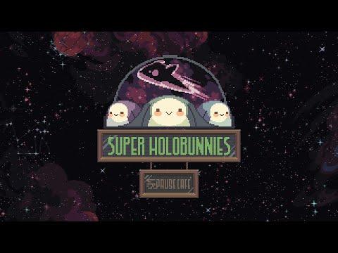 Super holobunnies: pause café - switch trailer