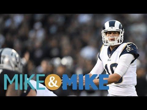 Can Sean McVay turn around Jared Goff? | Mike & Mike | ESPN