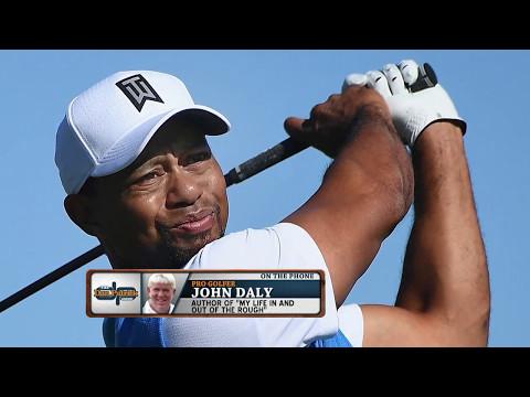 John Daly Discusses His Talent vs. Tiger Woods' Talent (5/8/17)