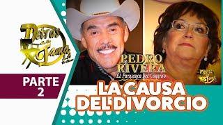 LA CAUSA DEL DIVORCIO Pedro Rivera Entrevista EXCLUSIVA 2da Parte