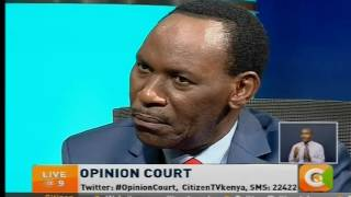 Opinion Court: Ezekiel Mutua's proposed law